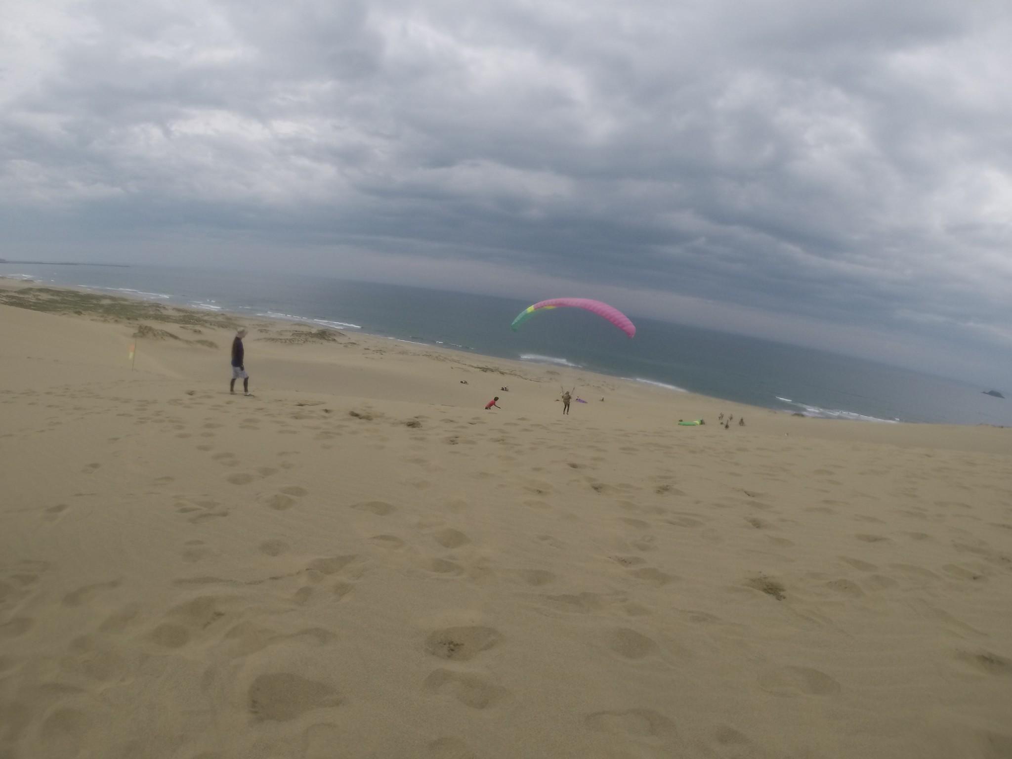 奇跡の海風