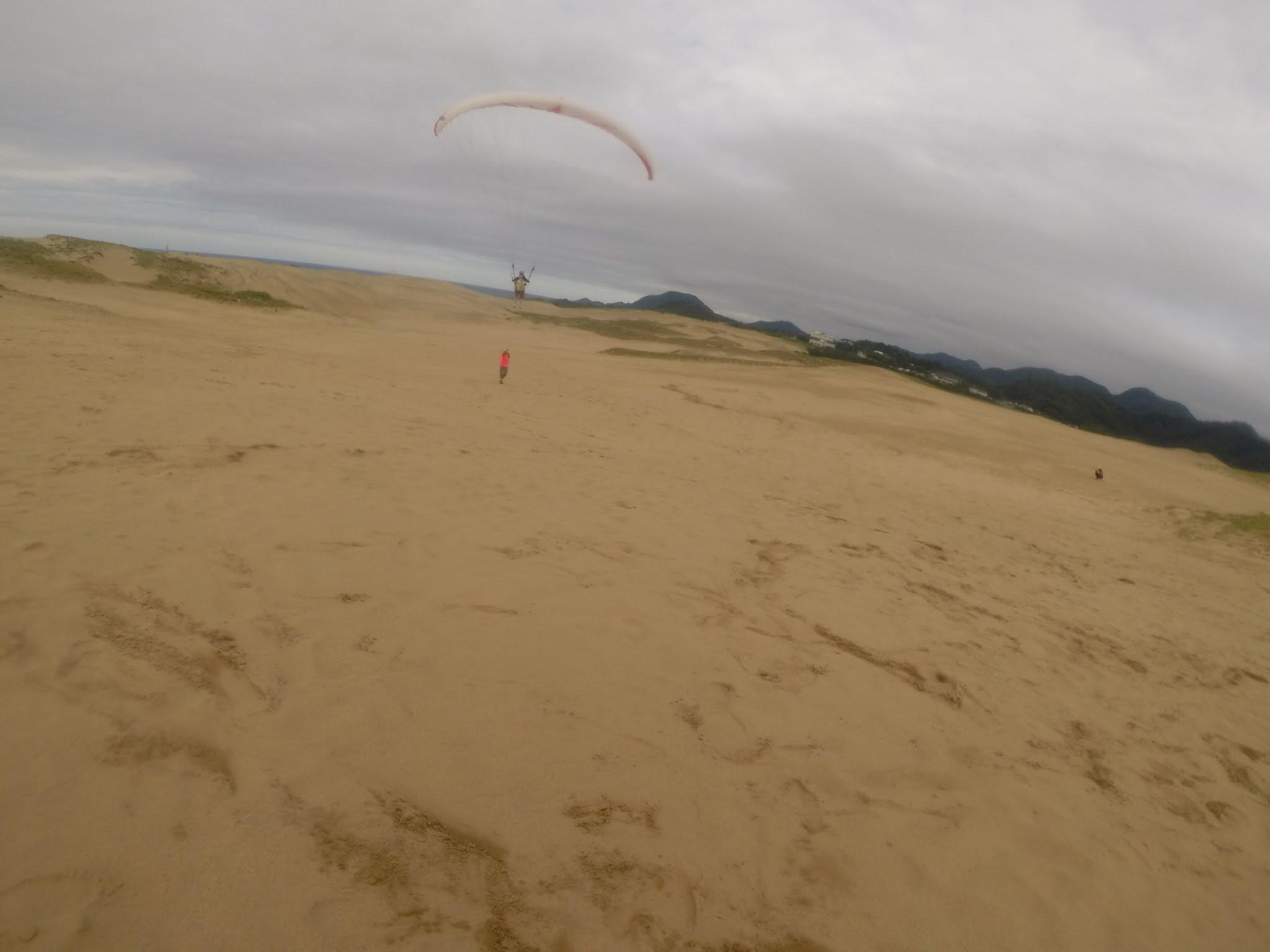 南風から海風へ