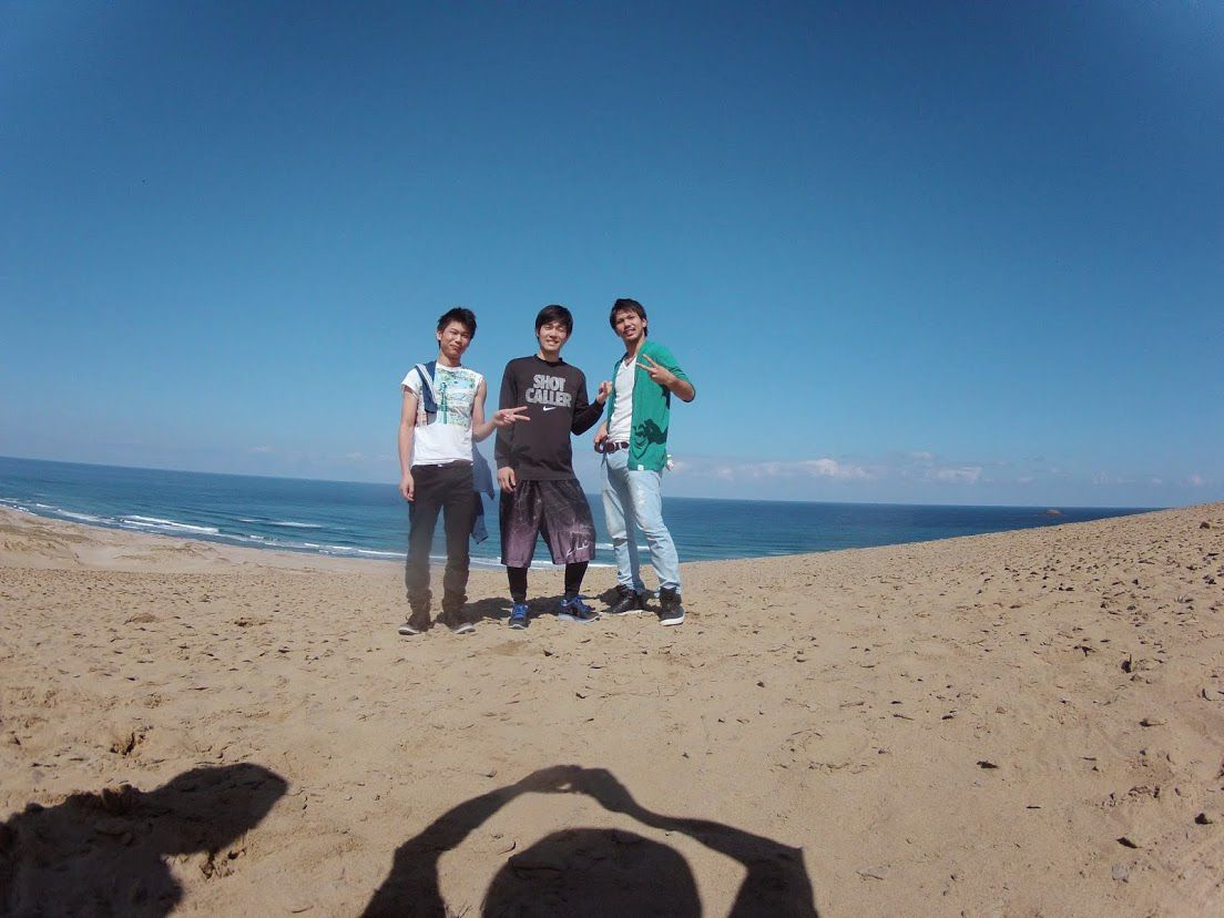 大阪鳥取砂丘