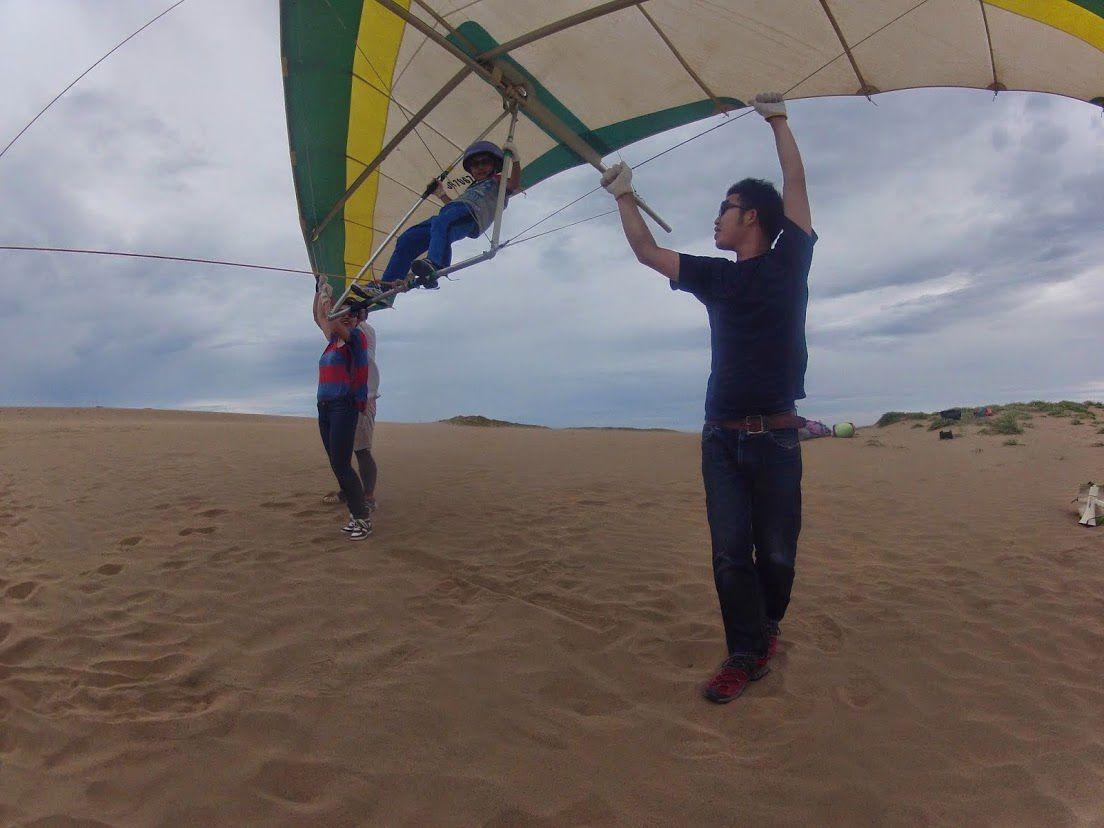 強風ハング