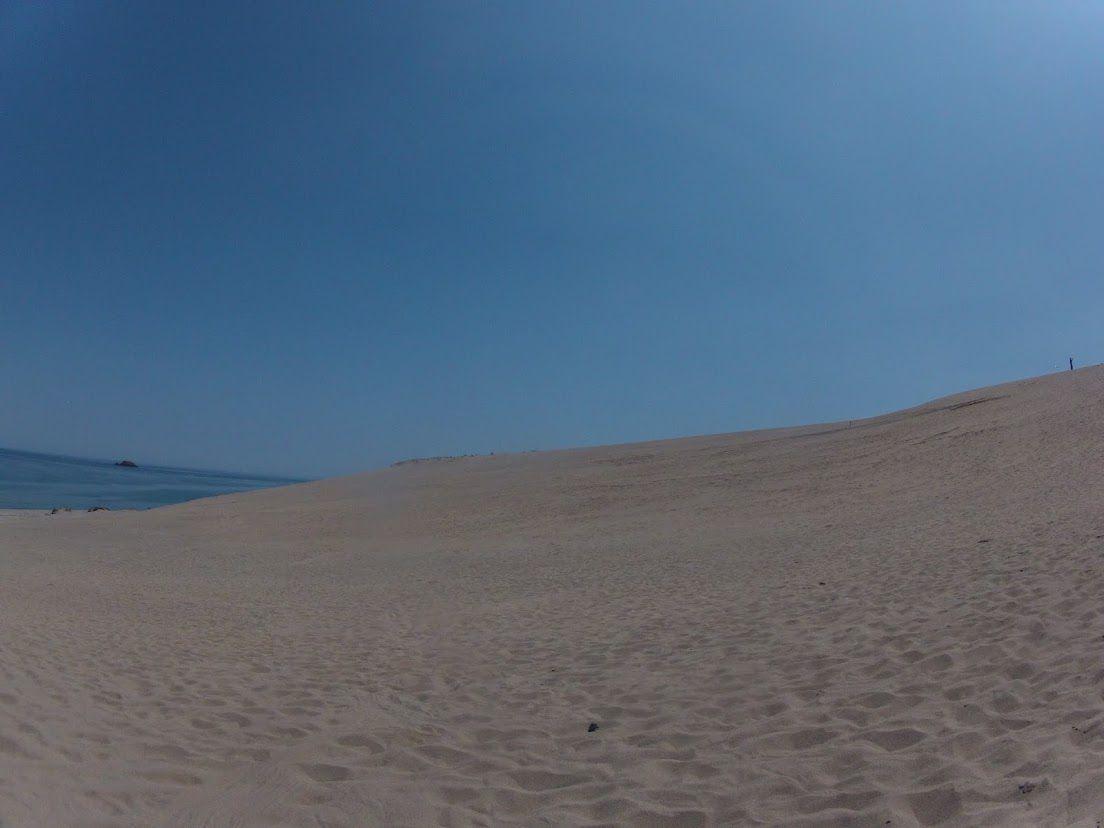 夏を感じた鳥取砂丘
