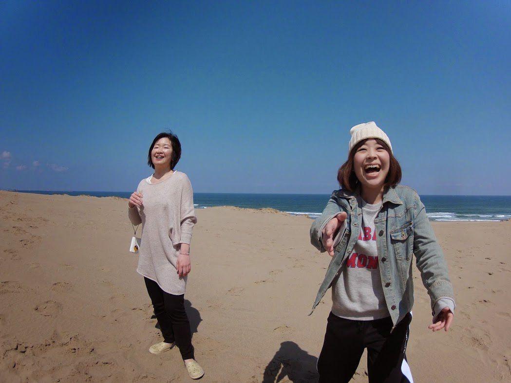 難波のナウシカ 鳥取砂丘