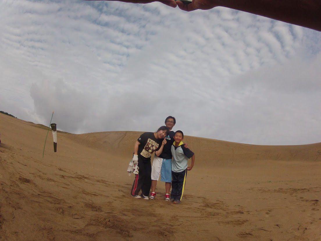 砂丘パラグライダー広島