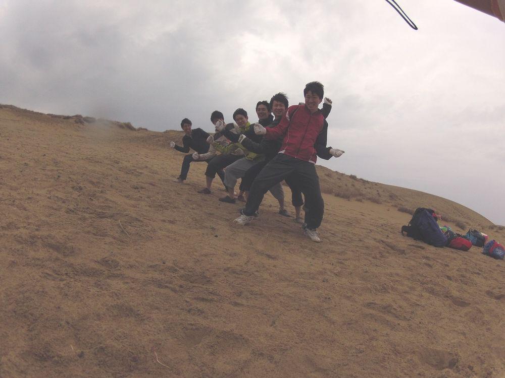 関西大学から卒業旅行でパラグライダー体験
