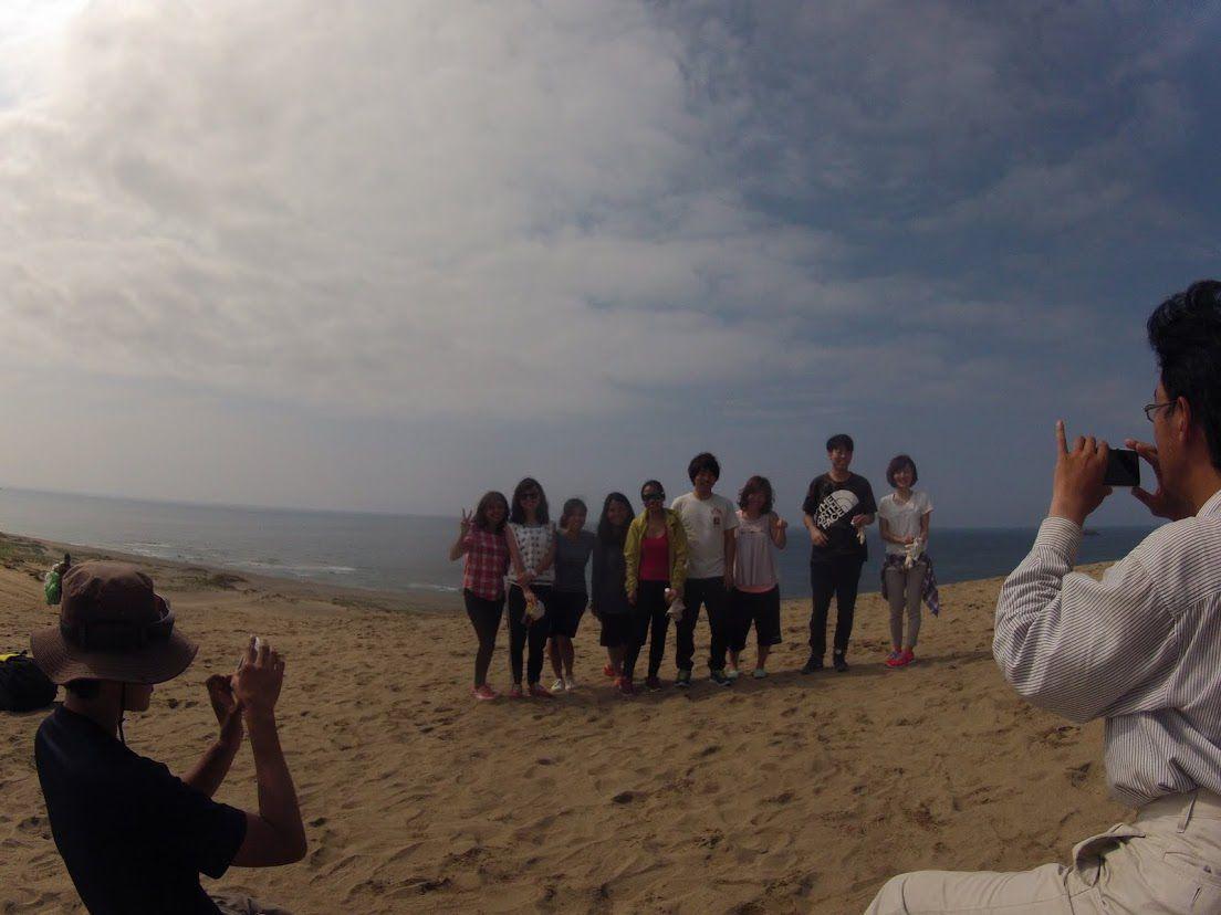 砂丘パラグライダー中国、フィリピン