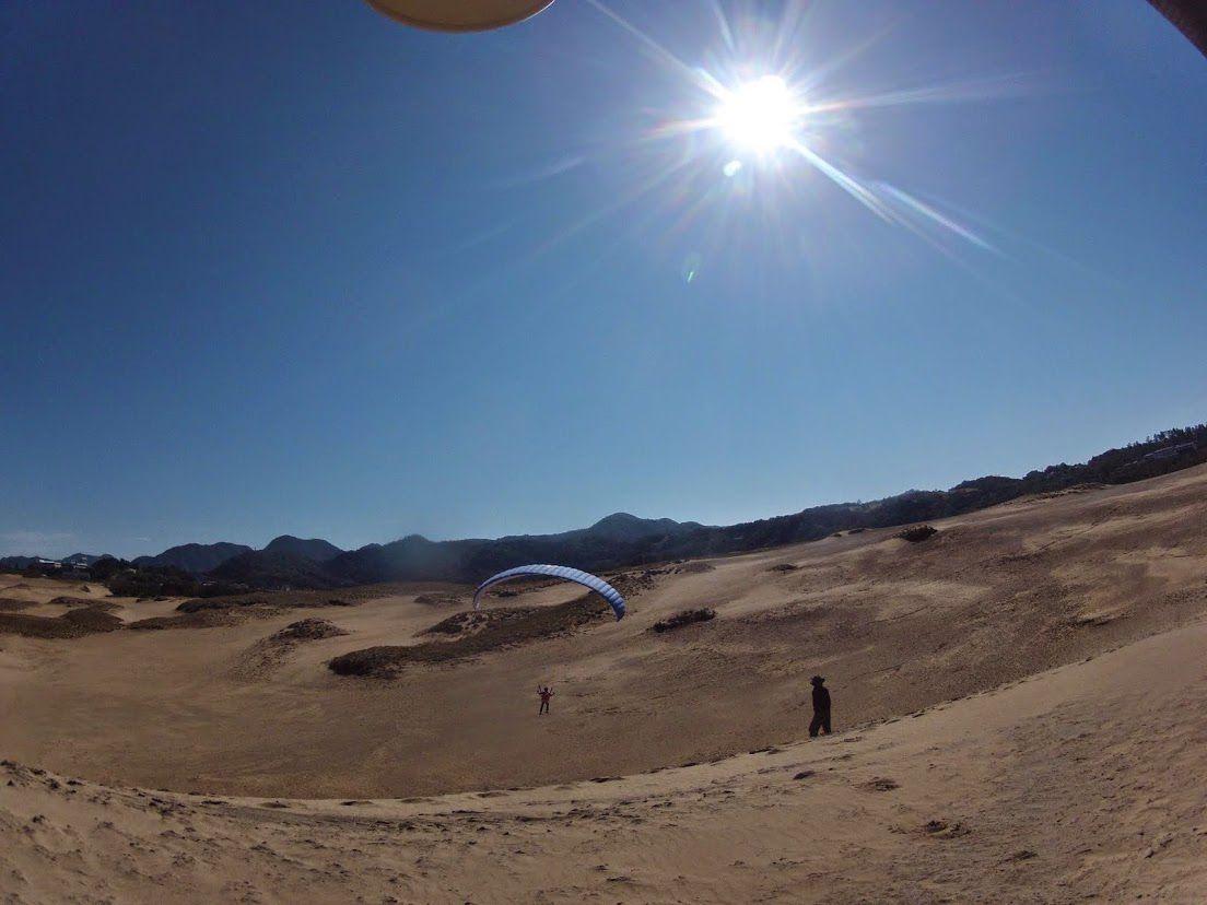 高台鳥取砂丘