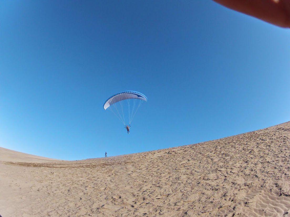 フライト砂丘