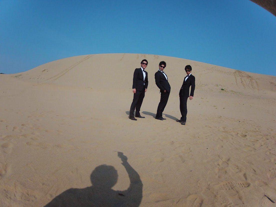 コスプレ鳥取砂丘