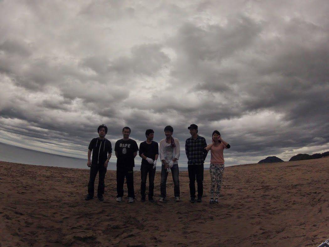 最高のパラグライダー 鳥取砂丘