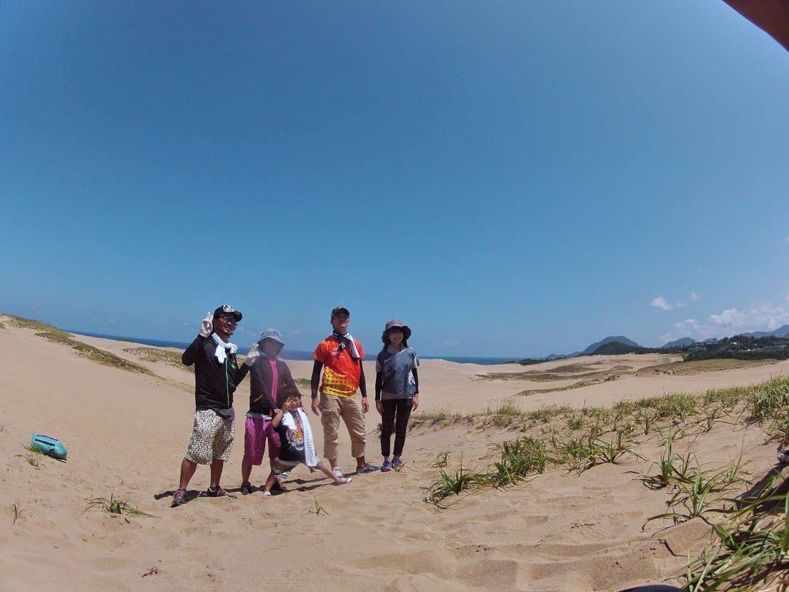 トーイングパラ鳥取砂丘