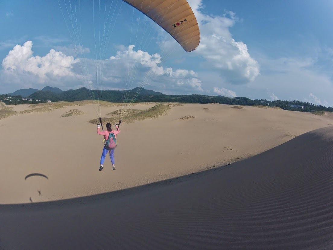 ビッグフライト砂丘