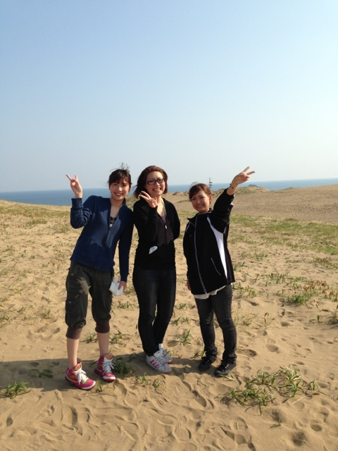 大阪からパラグライダーに挑戦