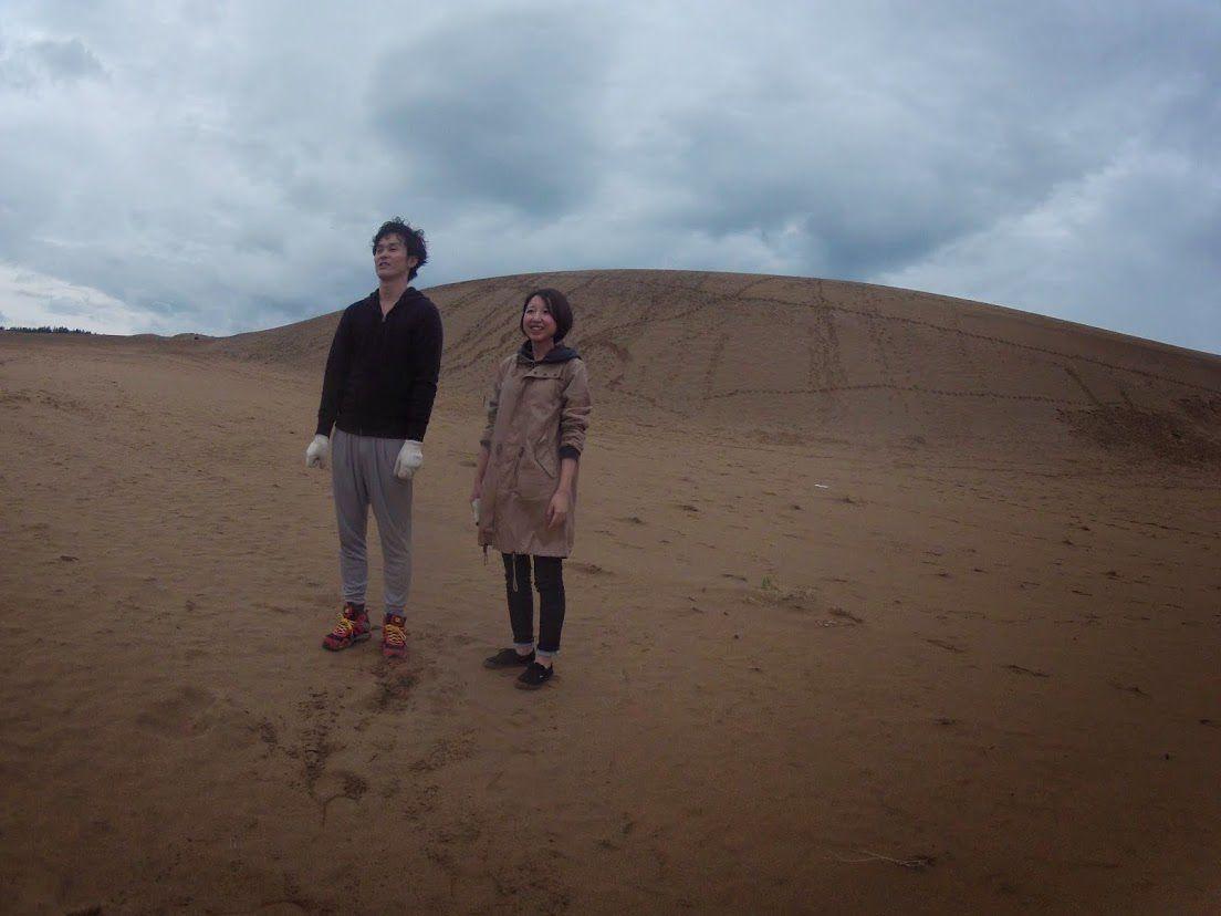 大阪からカップル