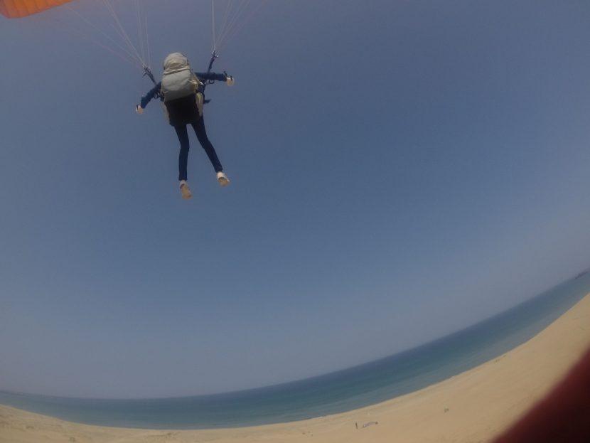 風をつかまえて、できるだけ高く飛ぶぞ!