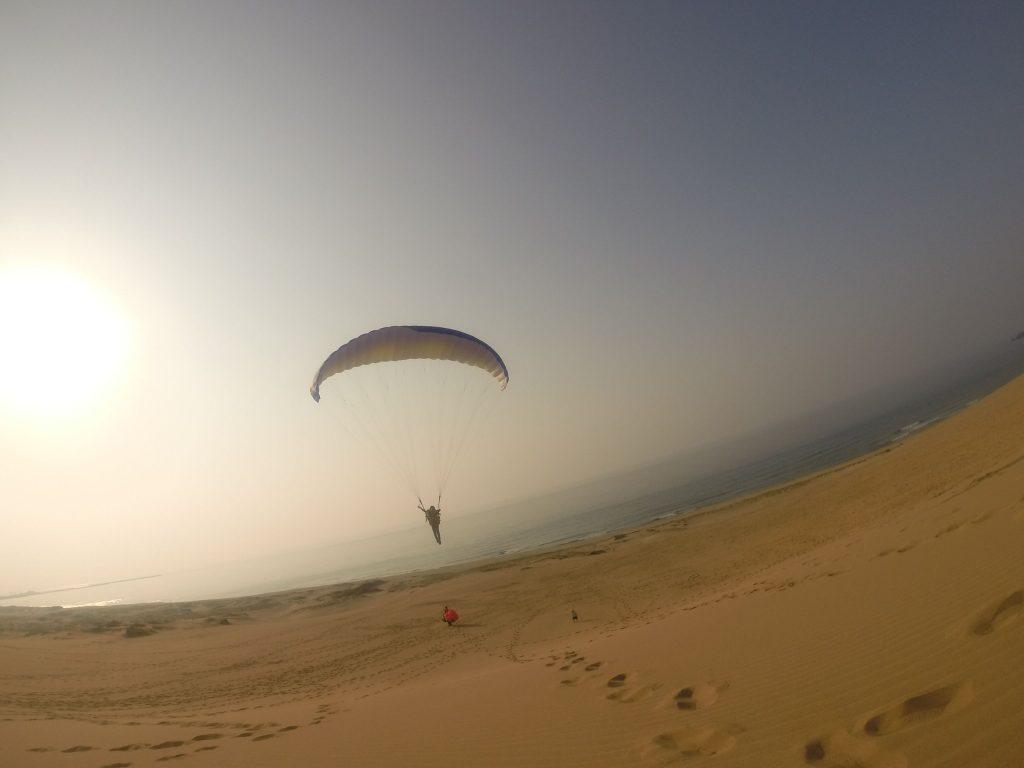 非常にスムーズで飛びやすい風でした