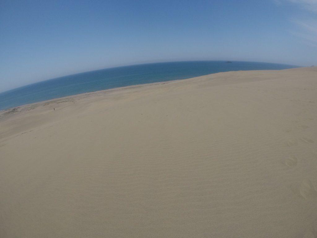 波もほとんどなくて、とても静かな土曜日