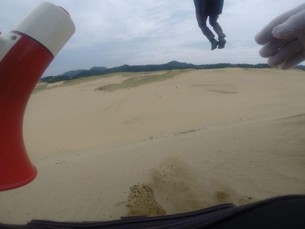 風にうまく乗ることができて、楽しく飛べました^^