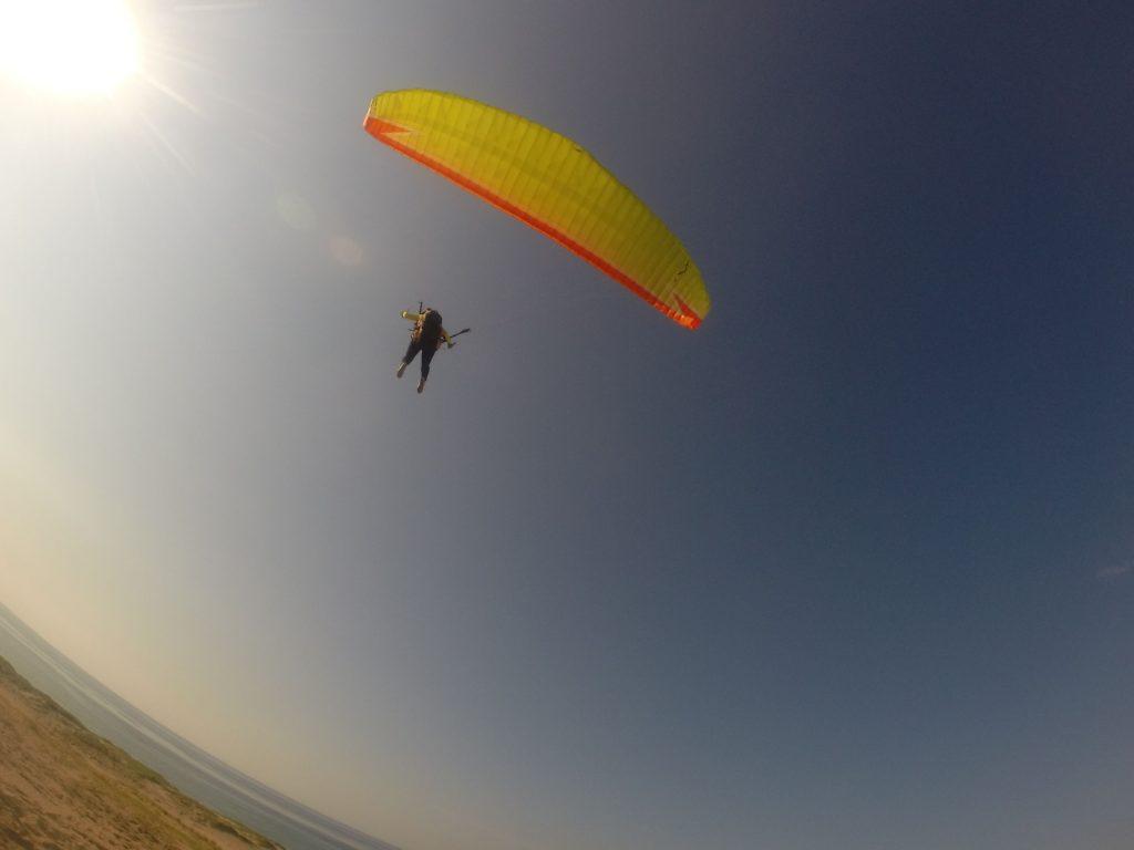 ときどき面白いくらいよく飛べて、中身の濃い体験講習ができました^^