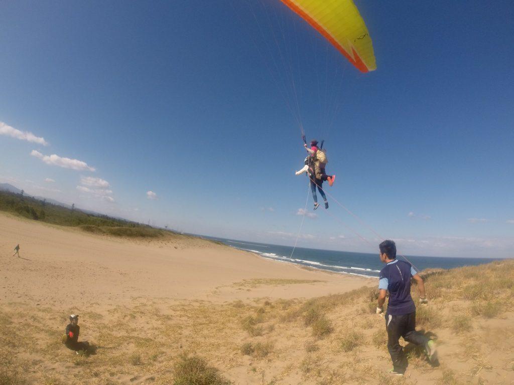 飛びながら、動画撮影うまくいきましたか~?
