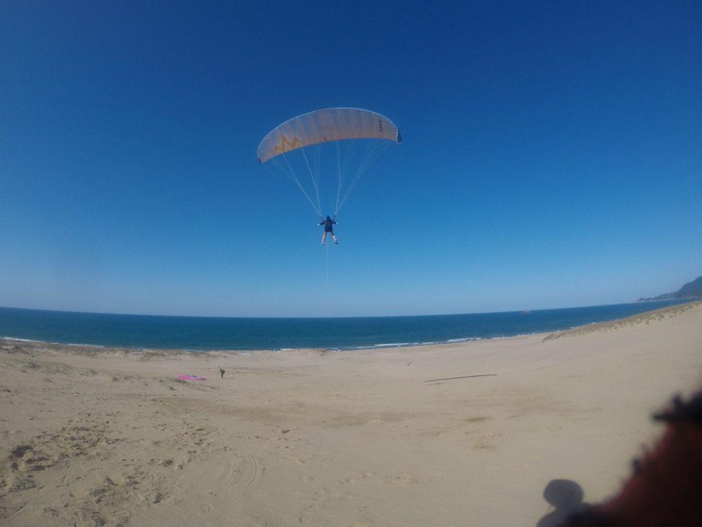 すごい風景と、ダイナミックな飛行感にどっぷり