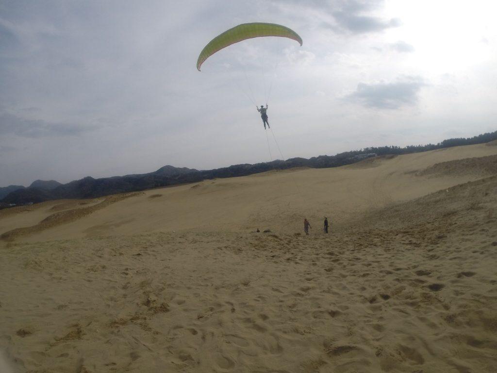 決して飛びやすい日ではなかったですが、楽しく空を飛ぶことができました!