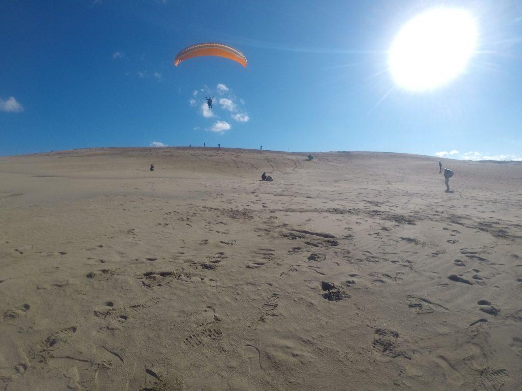 グッドウインド&ナイス天気に恵まれて、存分に大空が満喫できました!