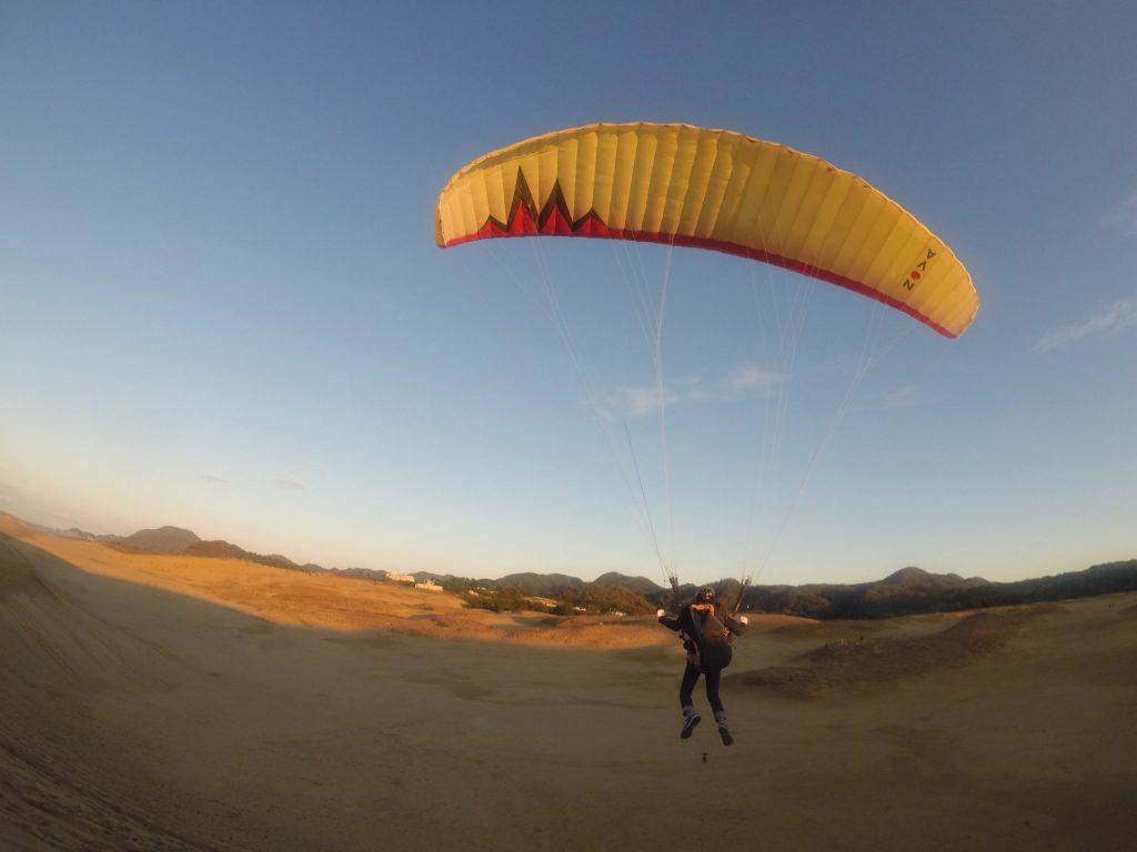 ダイナミックな飛行体験ができて、とても素敵な時間が過ごせました