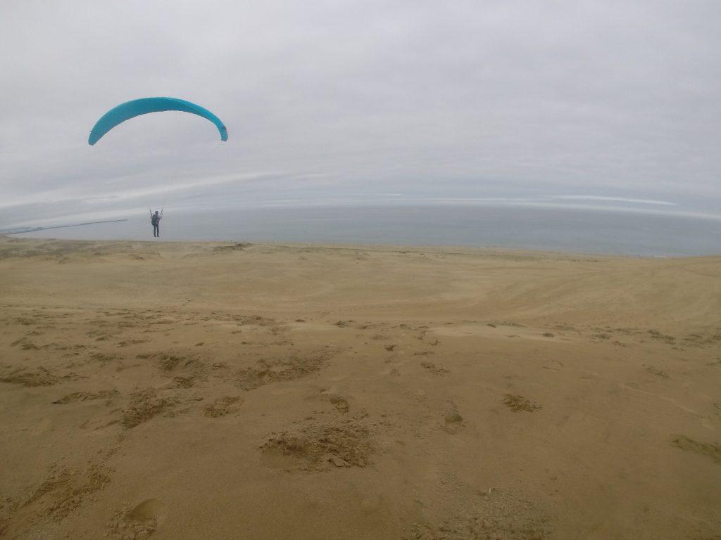 風も気候もサイコーのパラグライダーチャレンジとなりました