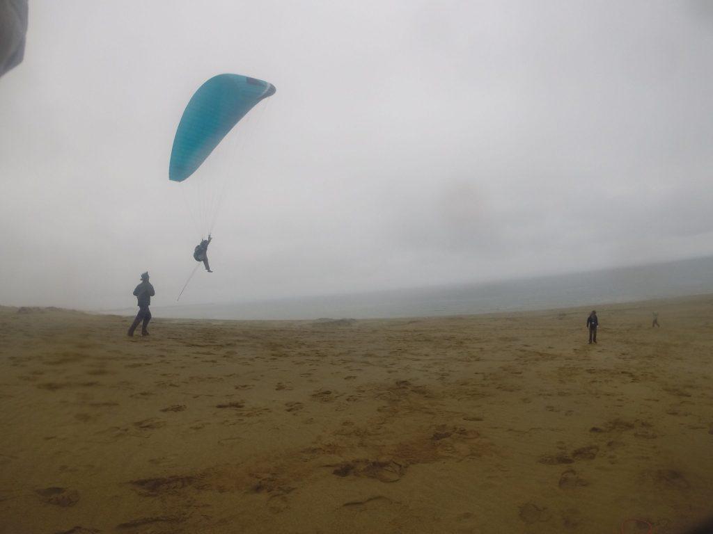 風がいいのでスムーズに飛べてしまいます
