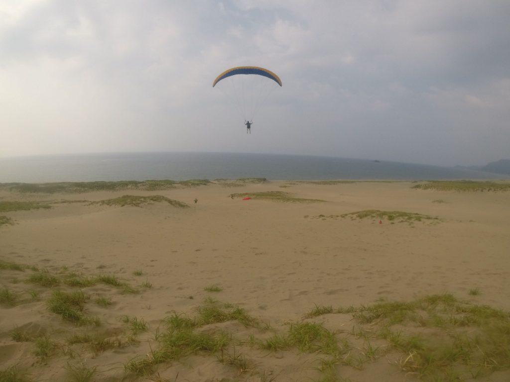 高く、そして遠く、空中を自由自在