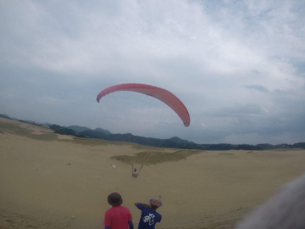 過ごしやすい気温まで落ち着き、飛びやすい条件でした。